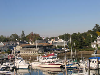marina in Kennebunkport